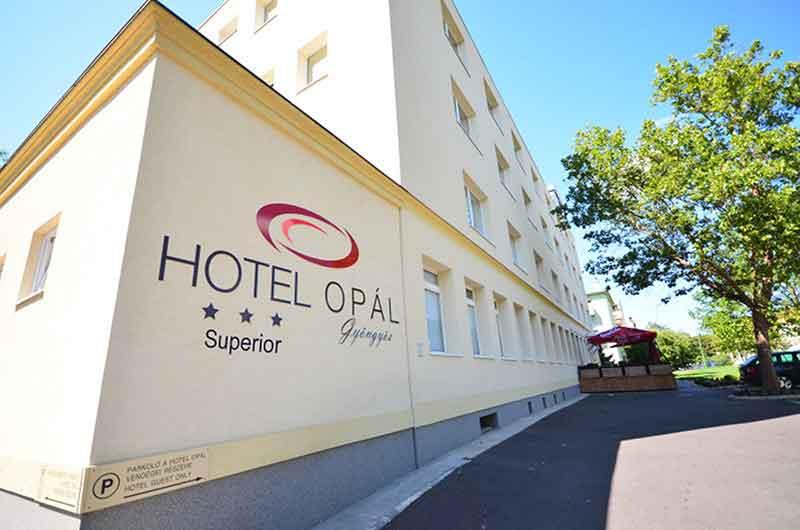 Hotel Opál***Superior - Gyöngyös