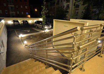 Hotel Opál***Superior parkoló