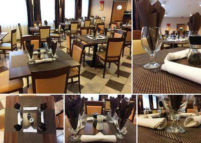 Hotel Opál***Superior étterem