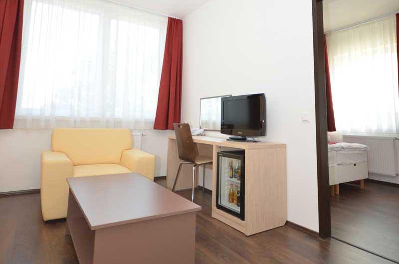 Egy hálószobás apartman